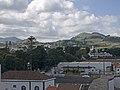 Mountains north of Ponta Delgada from Ermida de Mae de Jesus.jpg