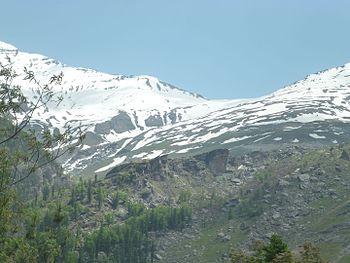 Mountains of Pir panjal range.jpg