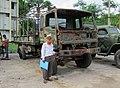Mr Zahir and his ex-Bangladesh Army Arunima Bolyan (27100559280).jpg