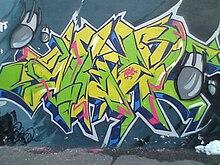 Graffiti a Monza