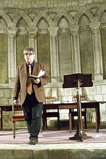 Paul Muldoon Irish poet