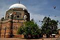 Multan Shah Rukn-e-Alam tomb.JPG