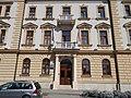 Municipal Prosecutor's Office, King Béla Square, 2016 Szekszard.jpg
