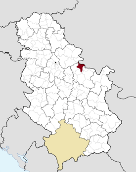 Municipalities of Serbia Veliko Gradište.png