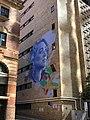 Mural in Edison Lane, Brisbane 01.jpg