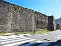Muralla romana de Lugo, recinto suroeste.jpg