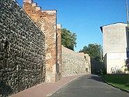 Mury obronne, XV3333