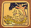 Musée Européen de la Bière, Beer coaster pic-121.JPG