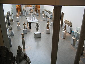 Guimet Museum - Image: Musee guimet rdc