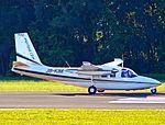 Mustique Airways Rockwell 500S Shrike Commander J8-KIM (cn 3253) (7409983830).jpg