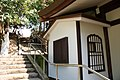 Myōsenji temple to snuggle up to Tōkaidō Shinkansen.jpg