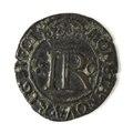 Mynt av silver. 2 öre. 1592 - Skoklosters slott - 109078.tif