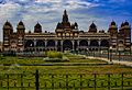 Mysore Palace with Gardens.jpg
