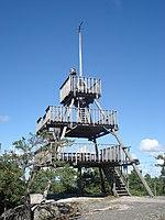 Näkötorni, Borgberg, Houtskari, 21.7.2007.JPG