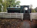 NCB Locomotive at Polkemmet Country Park 2nd view.jpg