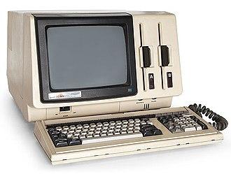 NEC - A 1982 NEC APC microcomputer