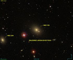 Image illustrative de l'article NGC 193