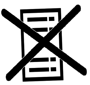 Bihar Legislative Assembly election, 2015 - NOTA symbol