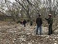 NTIR Staff explain details about Rock Creek Crossing in Council Grove, KS - 13 (046d0c574df04288b842e8f7e0bbd1f4).JPG