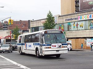 Q58 (New York City bus) - Wikipedia Q Bus Map on