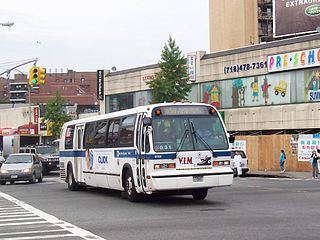 Q58 (New York City bus) Bus route in Queens, New York