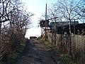 Nad Kotlaskou V, domek v koruně stromu.jpg