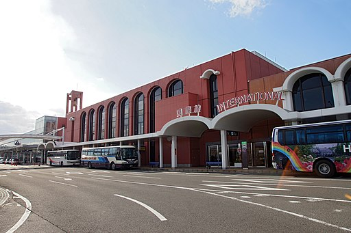 Nagasaki Airport Omura Nagasaki pref Japan04s3