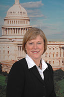 Nancy Boyda, official 110th Congress photo portrait.jpg