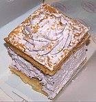 Napoleon cake 02