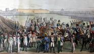NapoleonicMilitaryParadeMilan1812