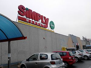 Simply Market - Simply Market in Lissone, Italy
