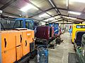 Narrow gauge locomotives awaiting restoration (geograph 5005031).jpg