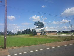 Natchitoches Parish Library off Hwy 71/84