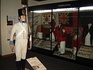 National Army Museum Napoleonic Wars display
