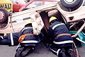 National Crash rescue Comeptition hosted by Devon Fire Brigade 11 August 2001 Plymouth Hoe (14).jpg