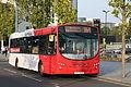 National Express West Midlands 2129 on Route X64, Birmingham Moor Street (15166716690).jpg