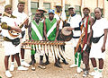 National corp members with the music performing locals of plateau.jpg