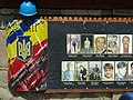 Nationalist Display with Ukrainian War Victims - Tatariv - Transcarpathia - Ukraine (26701441343) (2).jpg