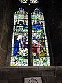 Nativity on the window - geograph.org.uk - 1511584.jpg