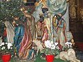 Nativity scene 2015 (R). Church of Saint Francis. Listed ID 41. - Budapest.JPG
