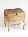 Nattstol (potta) i form av låda från 1700- talets mitt - Skoklosters slott - 95283.tif