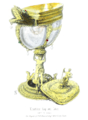 Nautilus Cup and Cover Set in Gold.png