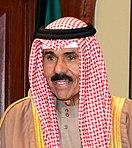 Nawaf Al-Ahmad Al-Jaber Al-Sabah vuonna 2018