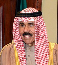 emir of kuwait wikipedia