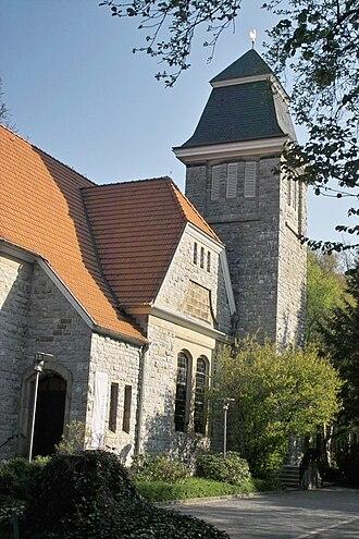Erkrath - Image: Neanderkirche Erkrath 02
