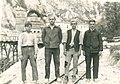Neidentifikovana grupa ljudi na radu u borskom rudniku 1943.jpg