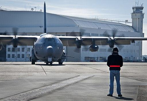 New AC-130J completes first test flight 140131-F-PT591-002