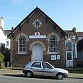 Newgate Hall (Former Primitive Methodist Chapel), Bohemia, Hastings.JPG
