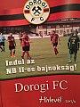 Newsletter of FC Dorogi.jpg