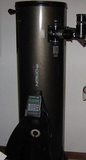 Newtonian telescope - Image: Newtonian reflector